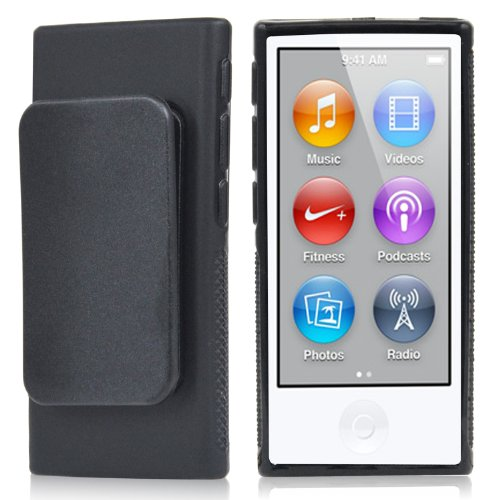 trixes-black-tpu-clip-gel-case-for-apple-ipod-nano-7th-generation-cover-shell
