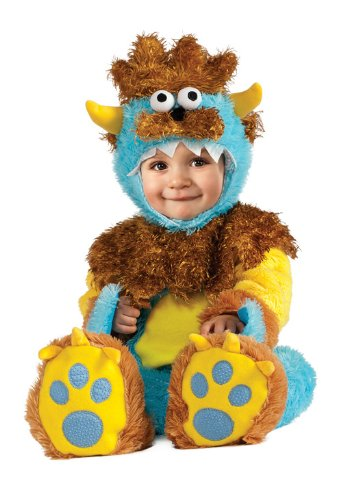 Rubie's Costume Noah's Ark Teeny Meanie Monster Romper Costume