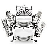 7 Piece Stack & Serve Buffet Set
