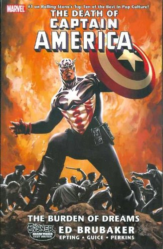 Sale alerts for Marvel Captain America: The Death of Captain America Volume 2 - The Burden of Dreams - Covvet