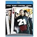 21 (+ BD Live) [Blu-ray]