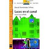 Luces en el canal (Barco De Vapor Naranja)