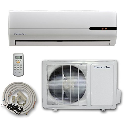 12000 Btu 115v Ductlessaire Mini Split Air Conditioner