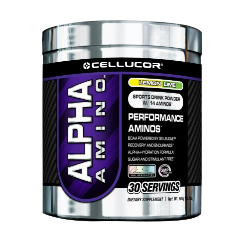 Cellucor Alpha Amino, 30 portions, Citron Citron