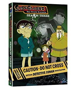 Case Closed: Season 3 Set