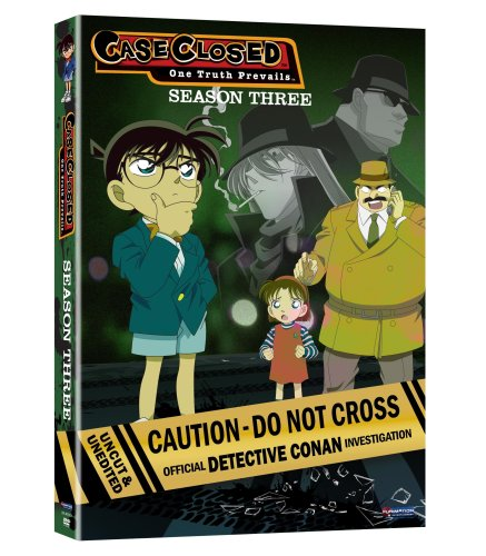 Download Case Closed (High Quality)(Dual Audio) Season 3
