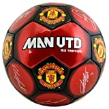 New Official Football Team Size 5 Signature Football's (Man Utd FC)