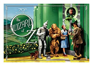 The Wizard of Oz (70th Anniversary Ultimate Collector's Edition with Amazon Exclusive Set of 4 Collectible 8x10 Character Posters)