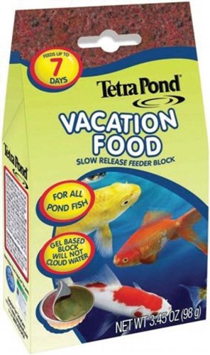 Tetra Pond Vacation Food 3.45 Ounces - 16477