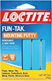 Loctite 1087306 2-Ounce Pack Fun-Tak Mounting Putty