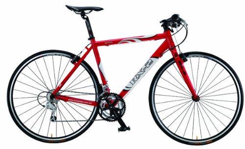 2011 HASA Flat Bar Road Bike Shimano 27 Speed 54CM