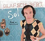 Olaf Schubert �So!� bestellen bei Amazon.de