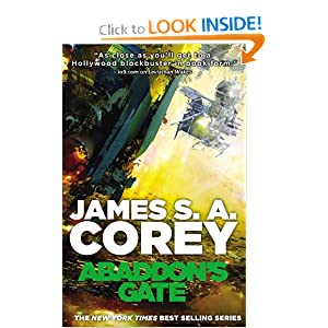 Abaddon's Gate (The Expanse) by