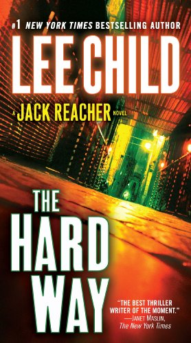 The Hard Way (Jack Reacher, Book 10) front-679548