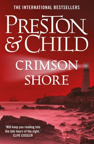 Crimson Shore (Agent Pendergast, #15)