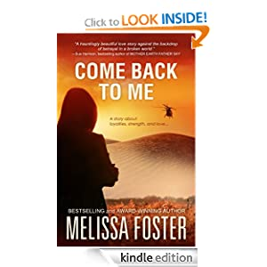 Author Interview – Melissa Foster