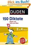 150 Diktate 2. bis 4. Klasse: Regeln...