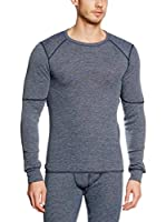 Odlo Camiseta Interior X-Warm (Gris)