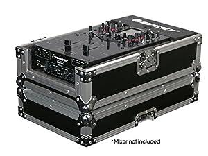 """Odyssey FR10MIXE Universal 10"""" DJ Case Single DJ Mixer Case"""