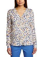 edc by ESPRIT Camisa Mujer (Multicolor)