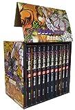 ジョジョの奇妙な冒険(第5部) 黄金の風 文庫版 コミック 30-39巻セット (化粧ケース入り) (集英社文庫―コミック版)