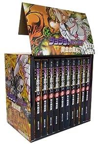 ジョジョの奇妙な冒険 30~39巻(第5部)セット (集英社文庫—コミック版)