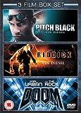 echange, troc Pitch Black/Doom/Chronicles of Riddick [Import anglais]