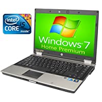 HP Elitebook 8440p Laptop Notebook WEBCAM - Core i5 2.4ghz - 4GB DDR3 - 250GB HDD - DVD+CDRW - Windows 7