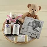 Pamper New Mum & Baby Gift Basket
