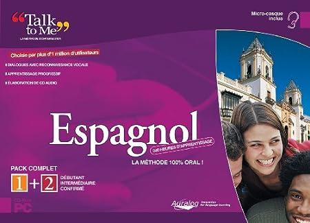 Talk To Me  Espagnol 1+2