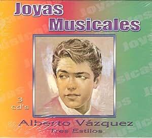 """ALBERTO VAZQUEZ - Alberto Vasquez """"Tres Estilos"""" 3 D's"""