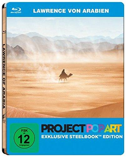 Lawrence von Arabien - Steelbook [Blu-ray]
