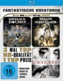 Image de Fantastische Kreaturen: Sherlock Holmes/Dreams O [Blu-ray] [Import allemand]