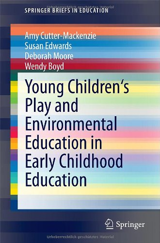 Young Children'S Play And Environmental Education In Early Childhood Education (Springerbriefs In Education) front-748709