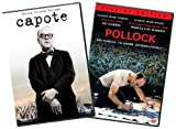 Sony Pictures Capote / Pollock [special Edition] [dvd]-2pk [side By Side]