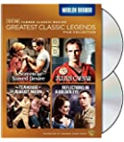 TCM Greatest Classic Legends Film Collection: Marlon Brando (A Streetcar Named Desire / Julius Caesar / The Teahouse of the August Moon / Reflections in a Golden Eye) by Turner Classic Movie