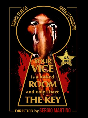 Your Vice Is a Locked Room and Only I Have the Key [VHS Retro Style] 1972