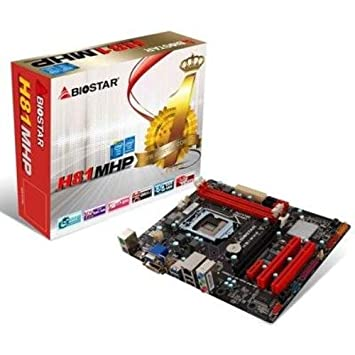 Biostar Micro ATX DDR3 1600 LGA 1150 Motherboards