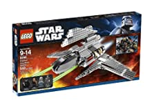 LEGO Star Wars Emperor Palpatine s Shuttle 8096 