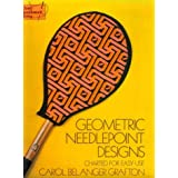 Geometric Needlepoint Designs: Charted for Easy Usepar Carol Belanger Grafton