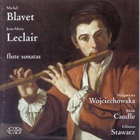 Flute Sonata in G Major, Op. 9, No. 7: I. Dolce: Andante