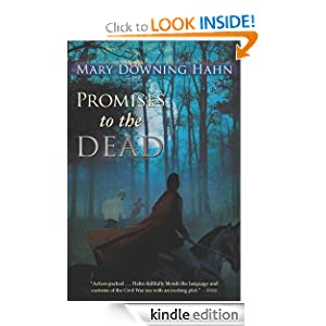 Kindle Book Bargain: Promises to the Dead, by Mary Downing Hahn. Publisher: Clarion Books; Reprint edition (April 7, 2000)