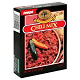 Tempo Chili Mix, 12-Count Box of 2-Ounce Packets