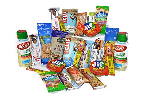 High Protein Healthy Snack Box – Individually Wrapped image