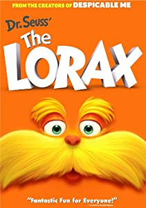 Dr Seuss The Lorax from Universal
