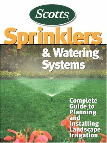 Sprinklers and Watering Systems (Garden Maintenance)