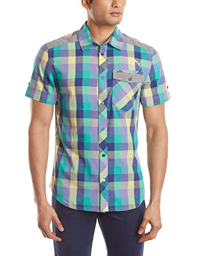 Puma Puma Men's Casual Shirt (Multicolor)