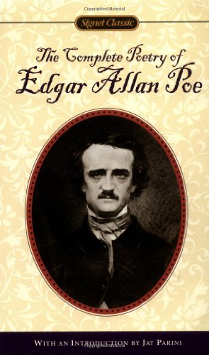 Cover of The Complete Poetry of Edgar Allen Poe