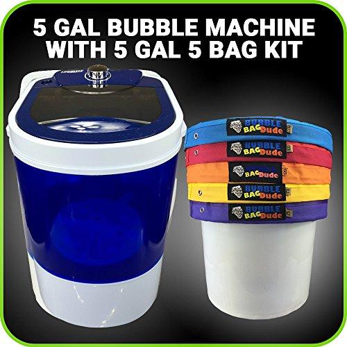 20 gallon bubble hash machine