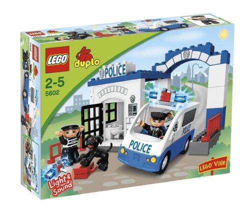 LEGO DUPLO LEGOVille 5602 Police Station